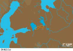 C-MAP EN-Y605 : Svir
