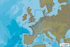 C-MAP EW-N227 : Costas del noroeste de Europa