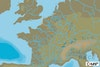 C-MAP EW-N230 : France North East Inland Waters