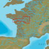 C-MAP EW-N232 : France South East Inland Waters