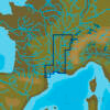 C-MAP EW-N234 : France South Inland Waters