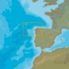 C-MAP EW-N313 : MAX-N L: GALICIA : West European Coasts - Local