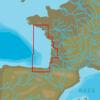 C-MAP EW-N315 : MAX-N L: SANTANDER TO BRIGNEAU : West European Coasts - Local