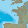 C-MAP EW-N316 : MAX-N L: JARD SUR MER TO DOUARNENEZ : Costa dell'Europa occidentale - Locale