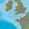 C-MAP EW-N320 : MAX-N L: CALDEY ISLAND TO STRAIGHT POINT : West European Coasts - Local