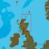 C-MAP EW-N325 : MAX-N L: ORKNEY ISLANDS TO HOLY ISLAND : West European Coasts - Local