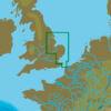 C-MAP EW-N327 : MAX-N L: BRIDLINGTON TO DOVER STRAIT : West European Coasts - Local