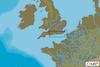 C-MAP EW-N329 : MAX-N L: MARGATE TO PORTLAND HARBOUR : West European Coasts - Local
