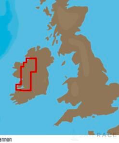 C-MAP EW-Y143 : River Shannon