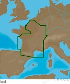 C-MAP EW-Y225 : France Inland