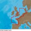 C-MAP EW-Y227 : North-West European Coasts