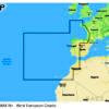 C-MAP EW-Y228 - West European Coasts - MAX-N+ -European-Wide