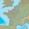 C-MAP EW-Y231 : France North West Inland Waters