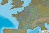 C-MAP EW-Y231 : Aguas interiores del noroeste de Francia