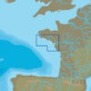 C-MAP EW-Y316 : MAX-N+ L: JARD SUR MER TO DOUARNENEZ : West European Coasts - Local