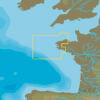 C-MAP EW-Y317 : MAX-N+ L: LORIENT TO ILE DE BREHAT : West European Coasts - Local