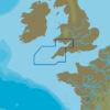 C-MAP EW-Y320 : MAX-N+ L : ILE DE CALDEY AU POINT DROIT : Côtes de l'Europe occidentale - Local
