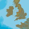 C-MAP EW-Y321 : MAX-N+ L: LIVERPOOL TO SWANSEA : West European Coasts - Local