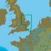 C-MAP EW-Y327 : MAX-N+ L: BRIDLINGTON TO DOVER STRAIT : West European Coasts - Local