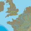 C-MAP EW-Y328 : MAX-N+ L: COLCHESTER TO EASTBOURNE AND THAMES : West European Coasts - Local