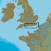 C-MAP EW-Y329 : MAX-N+ L: MARGATE TO PORTLAND HARBOUR : West European Coasts - Local