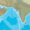 C-MAP IN-N211 : India North West Coasts