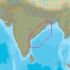 C-MAP IN-N214 : India North East Coasts