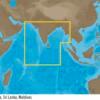 C-MAP IN-Y201 : India  Sri Lanka  Maldives