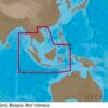 C-MAP IN-Y203 : Thailand  Malaysia  West Indonesia