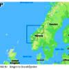 C-MAP MAX-N+ Local Chart Bergen to Brandsfjorden