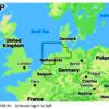 C-MAP MAX-N+ Local Chart Scheveningen to Sylt