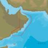 C-MAP ME-N011 : Oman