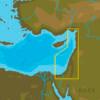 C-MAP ME-N015 : MAX-N L: ISRAEL