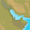 C-MAP ME-N016: MAX-N+ L: PERSIAN GULF WERN PART