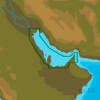 C-MAP ME-N016 : MAX-N L: PERSIAN GULF WESTERN PART : Red Sea