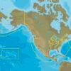 C-MAP NA-N036 : MAX-N C: US COASTAL AND RIVERS  CONTINENTAL : Freshwaters North America - Continental