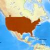 C-MAP NA-N040: US Lakes: Continental MAX-N Wide