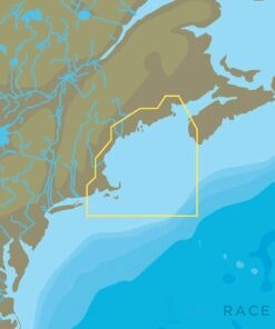 C-MAP NA-Y939 : Passamaquoddy Bay to Block Island