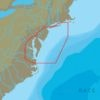 C-MAP NA-Y941 - Block Island To Norfolk - MAX-N+ - AMER - Local