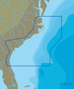 C-MAP NA-Y942 : Norfolk to Jacksonville
