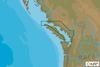 C-MAP NA-Y957 : San Juan Islands to Nigei Island