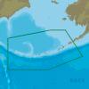 C-MAP NA-Y962 : Unimak Pass to Attu Island