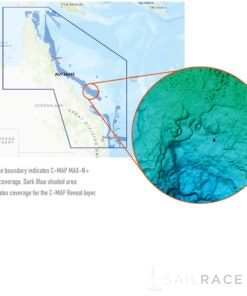 C-MAP REVEAL:TWEED HEADS TO WEIPA