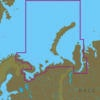 C-MAP RS-N202 - Russian Federation North West - MAX-N - European - Wide