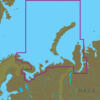 C-MAP RS-N202 : Russian Federation North West