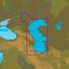 C-MAP RS-N215 : Volgograd-Astrakhan And Caspian Sea