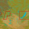 C-MAP RS-N217 : Baykal And Siberian Lakes
