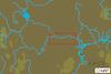C-MAP RS-N227 : Nizhniy Novgorod - Cheboksary