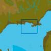 C-MAP RS-N240 : Tauyskaya Bay