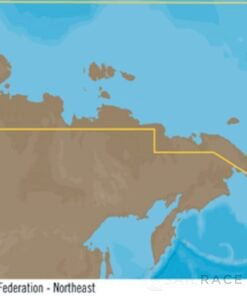 C-MAP RS-Y204 : Russian Federation North East